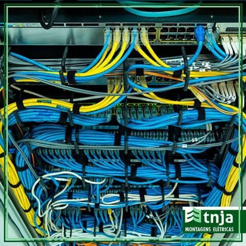 Onde Faz Construção Elétrica para Indústrias Jundiaí - Construção Elétrica em Galpão Industrial