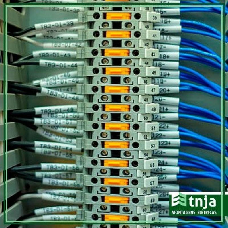 Onde Tem Construção Elétrica Comercial Cidade Tiradentes - Construção Elétrica em Galpão Industrial