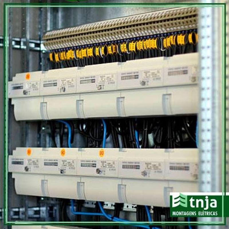 Onde Tem Construção Elétrica para Indústrias Ibirapuera - Construção Elétrica em Galpão Industrial