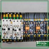 construção de rede elétrica comercial Jacareí