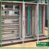 instalação de painel elétrico industrial completo ABCD
