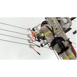 instalação elétrica de alta tensão Hortolândia