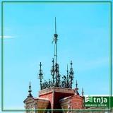 instalação elétrica externa Cidade Patriarca