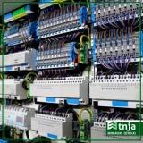 montagem de rede elétrica
