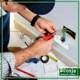 orçar instalação elétrica trifásica Bom Retiro